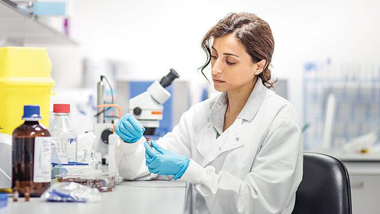 Avrupa'nın Kadın Bilim İnsanına Sahip Ülke Sıralamasında Türkiye İlk Sırada