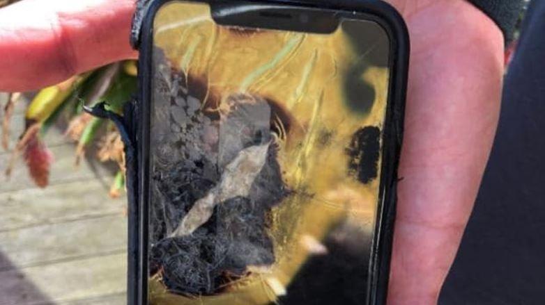 iPhone X cebinde patladı, Apple'a dava açtı
