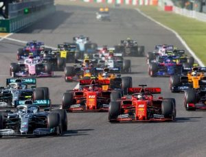 F1'e aşı izni