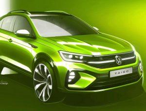Corona virüs gölgesinde otomobil tanıtımları (Volkswagen'in yeni SUV'u Taigo)