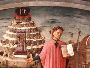 Dante ile Yaşam Yolunda adlı çevrim içi etkinlik dizisi başladı