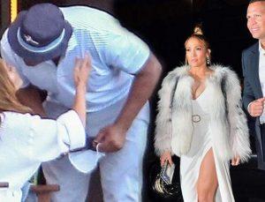 Jennifer Lopez-Alex Rodriguez'den açıklama: Ayrıldık!