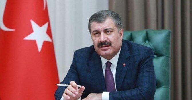 Sağlık Bakanı Fahrettin Koca duyurdu: 2 kişi tutuklandı