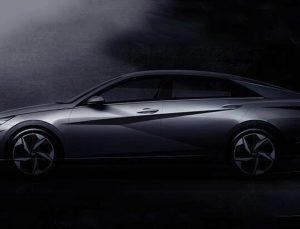 Yeni Hyundai Elantra gün sayıyor