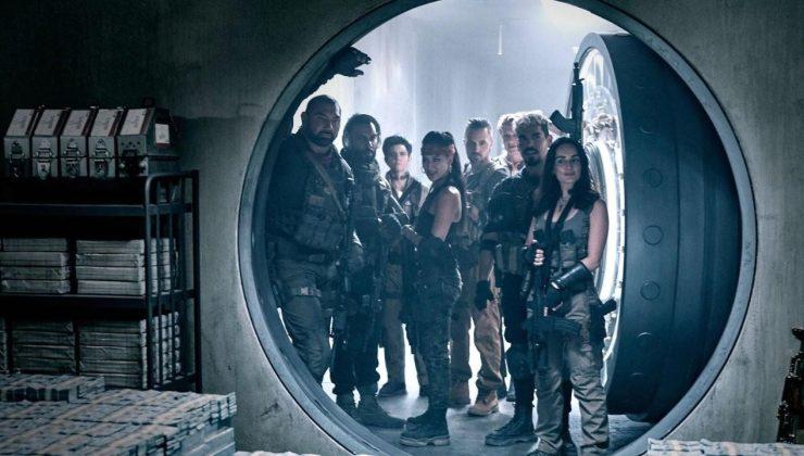 Zack Snyder imzalı 'Ölüler Ordusu' filminden resmi fragman yayınlandı