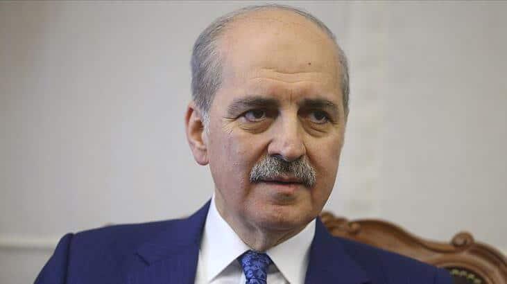 AK Parti Genel Başkanvekili Kurtulmuş'tan 27 Mayıs mesajı