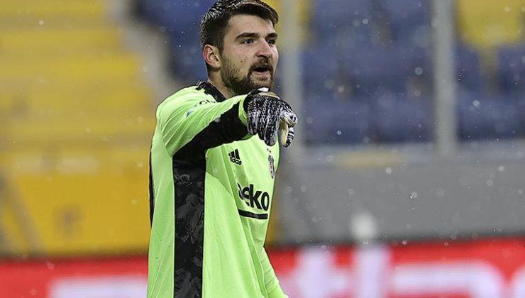 Beşiktaş'ta transfer gündemi, Ersin giderse yabancı kaleci gelecek