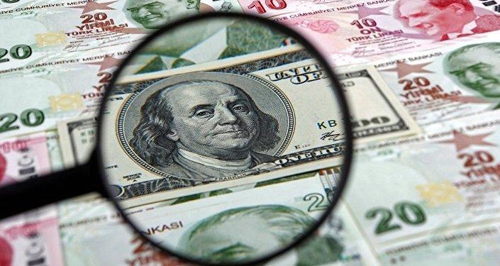 Dolar/TL güne 8.55 seviyesinde başladı