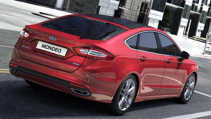 Ford Mondeo yenilenen fiyatları cep yakmaya devam ediyor!