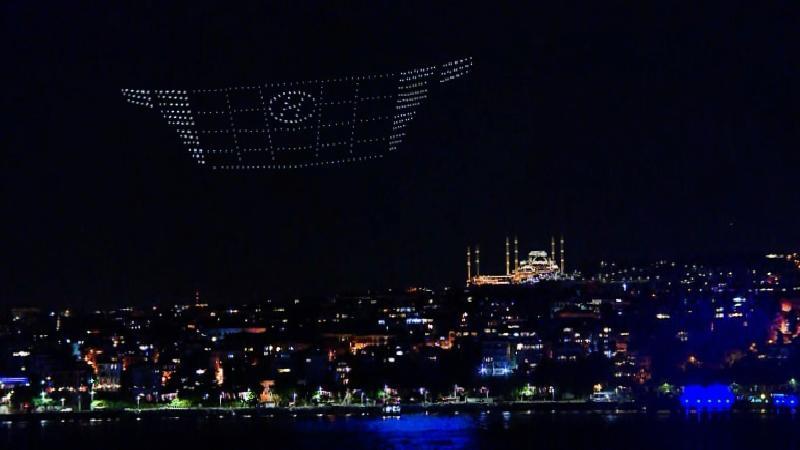 hyundai tucson 580 drone ile tanitildi 1 Tlpu8aGe