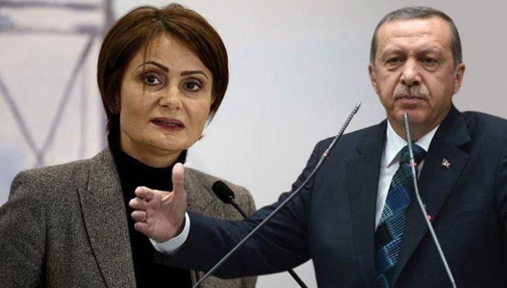 Kaftancıoğlu'ndan, Erdoğan'a '500 bin TL'lik dava' yanıtı: Yok öyle yağma