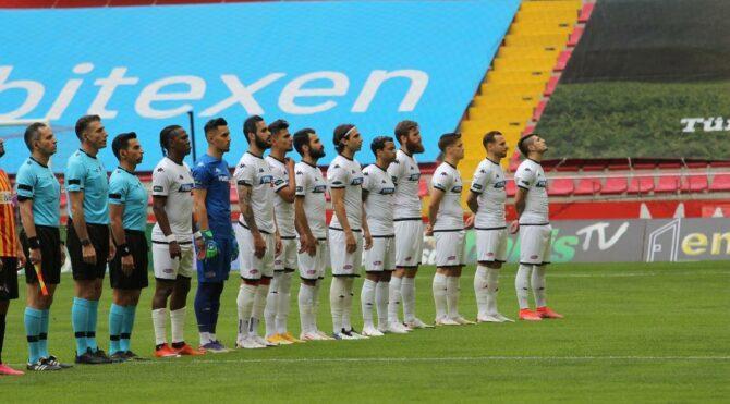 Süper Lig'e veda eden Denizlispor'da kadro dağılacak
