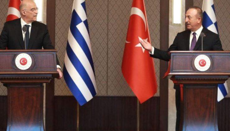 Türkiye-Yunanistan: Yunan basınına göre Çavuşoğlu'nun Atina'dan önce Batı Trakya'ya gitmeyi tercih etmesi gerginliğe neden oldu