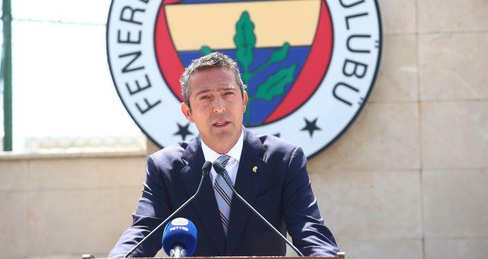 Ali Koç, şike kumpası davası sonrası konuştu