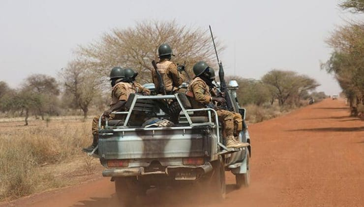 Burkina Faso'da kanlı saldırı: Ölü sayısı 160'a yükseldi