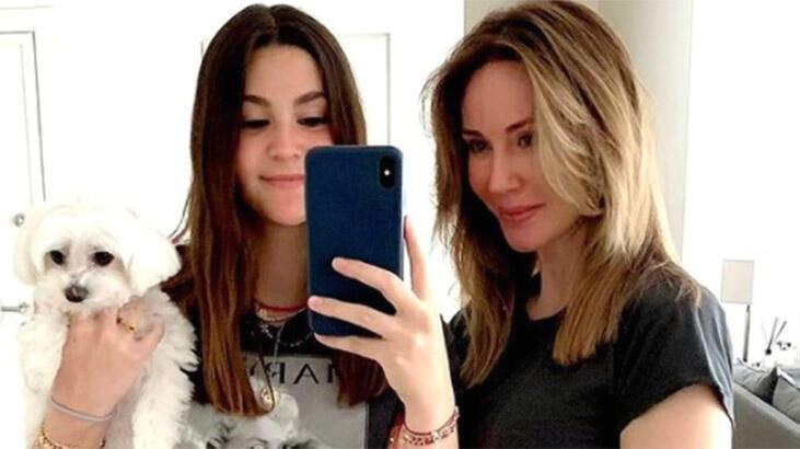 Demet Şener'den kızı İrem Kutluay'a: Ben anneliği seninle öğrendim