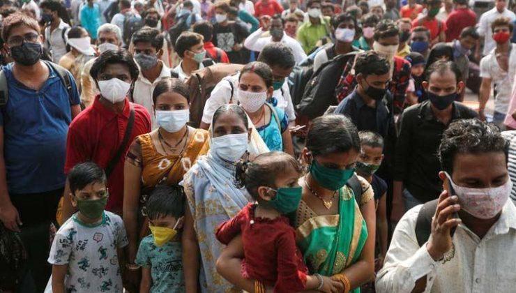 Hindistan'da öldürücü organ iltihaplanması: Covid-19 geçiren çocuklarda görülüyor