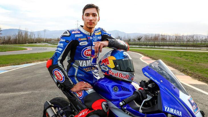 İtalya'da 5 milli motosikletçi hafta sonu madalya mücadelesi verecek