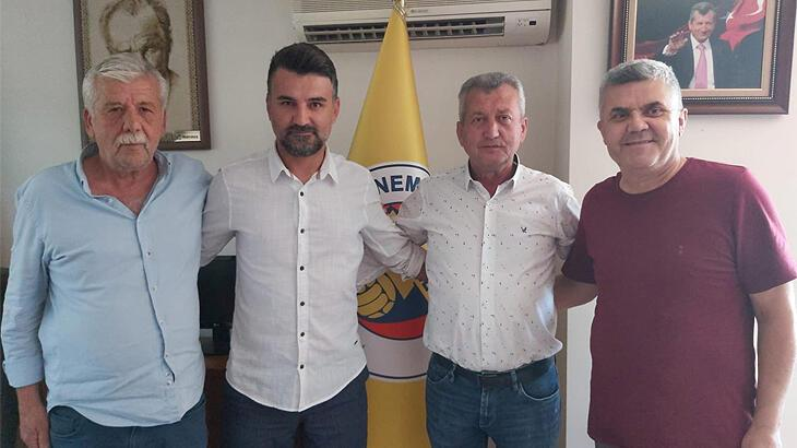 Menemenspor'da Cenk Laleci yeniden göreve getirildi