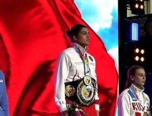 Milli boksör Busenaz Sürmeneli olimpiyatlardan altın madalyayla dönmek istiyor