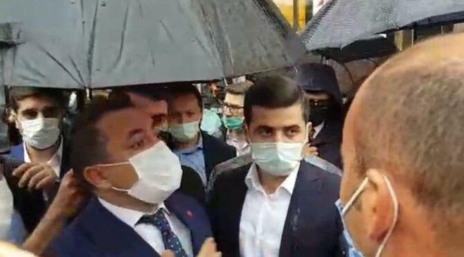 Saadet Partisi'nin 'Geçim İttifakı' açıklamasına Ankara'da polis engeli